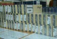 Quy định mới về việc nhập khẩu thuốc lá nguyên...