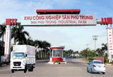 Khu Công Nghiệp Tân Phú Trung – Nỗ lực xây...
