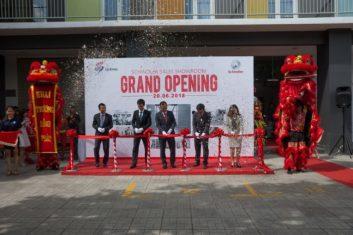 Schindler Việt Nam khai trương showroom đầu tiên